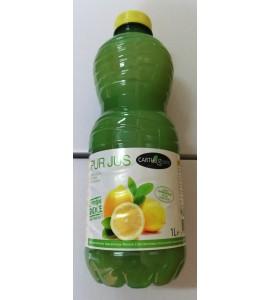 Sok cytrynowy naturalny Sycylia 1l