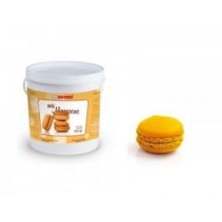 Mix do makaroników pomarańczowy