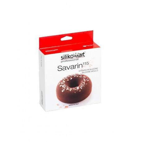 Forma silikonowa Silikomart Savarin 115