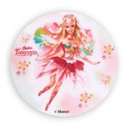 Opłatek waflowy Barbie Fairytopia