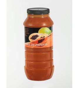 Puree owocowe - PAPAJA