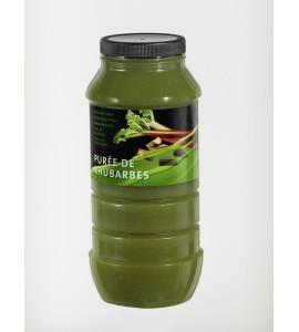 Puree owocowe - RABARBAR
