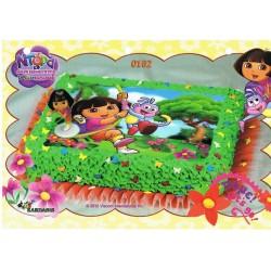 Zestaw Dora z figurką
