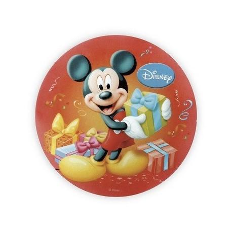 Opłatek waflowy Myszka Mickey