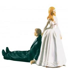 Figurka ślubna