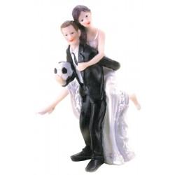 Figurka ślubna Para młoda