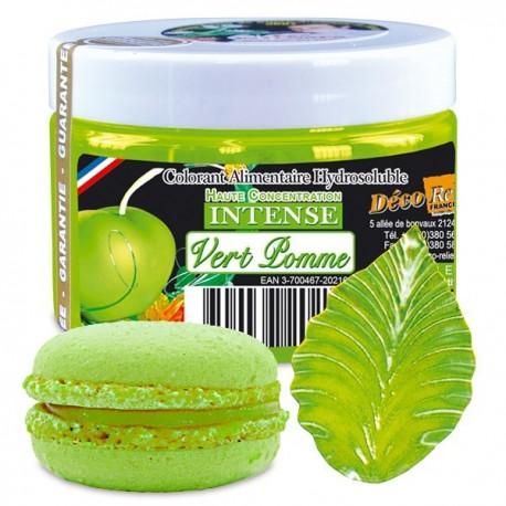 Barwnik w proszku zielony jabłkowy