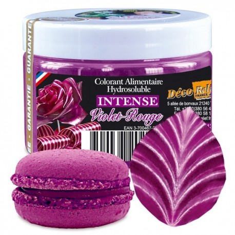 Barwnik w proszku fioletowy