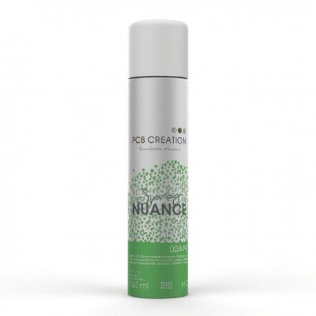 Zamsz zielony w spray'u