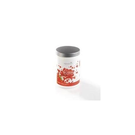 Liofilizowana truskawka w kawałkach