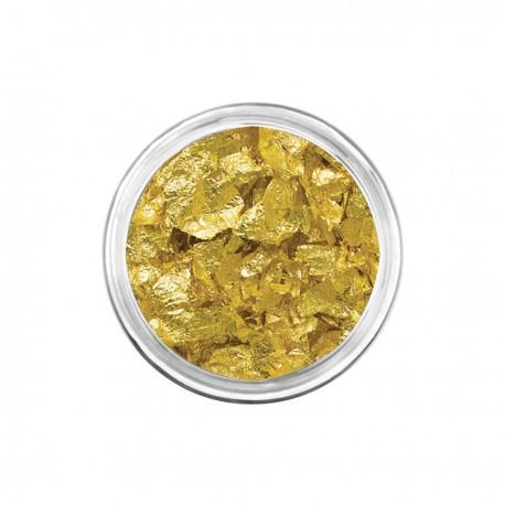 Złoto jadalne w kawałkach