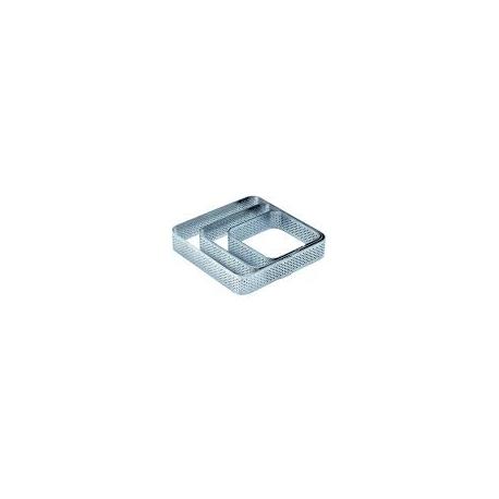 Rant perforowany kwadrat 8,5x8,5