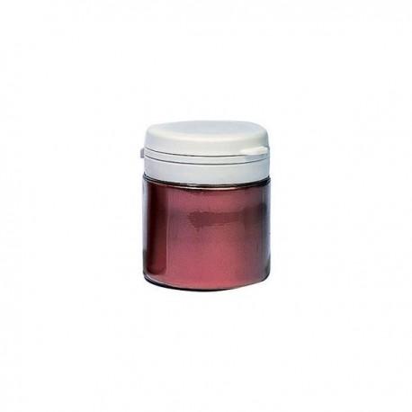 Barwnik pyłek metaliczny rubinowy 15g