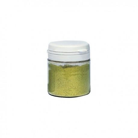 Barwnik pyłek metaliczny zielony 15g