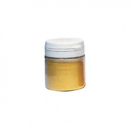 Barwnik pyłek metaliczny złoty 15g