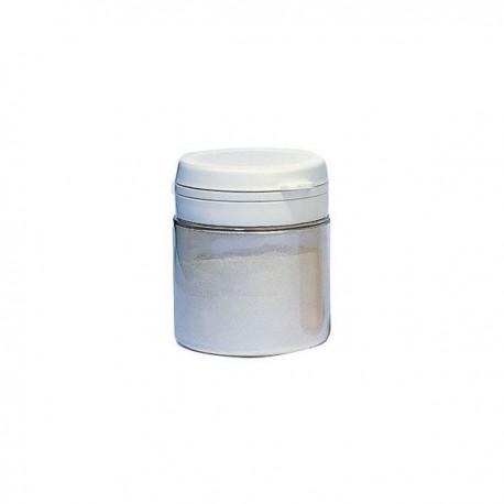 Barwnik pyłek metaliczny srebrny 15g