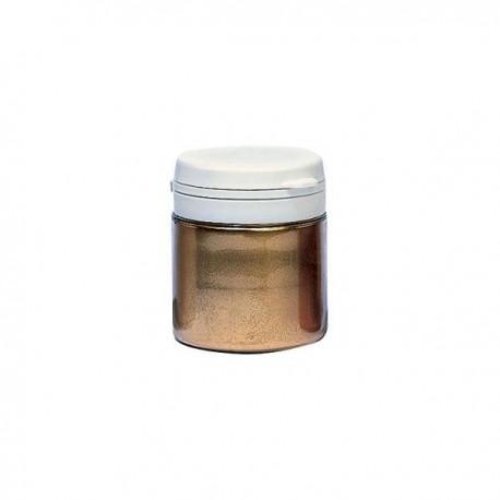 Barwnik pyłek metaliczny brązowy 15g