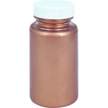 Pyłek metaliczny brązowy 50g