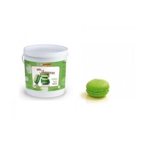Mix do makaroników zielony