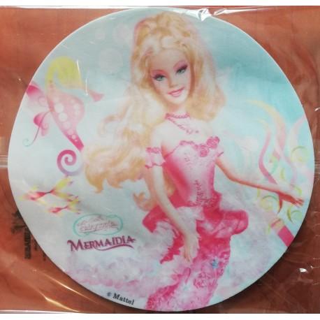 Opłatek waflowy Barbie Mermaidia