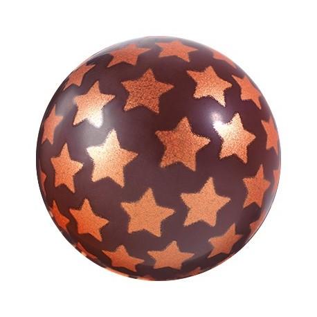 88 czekoladowych kul 3cm, 3 wzory