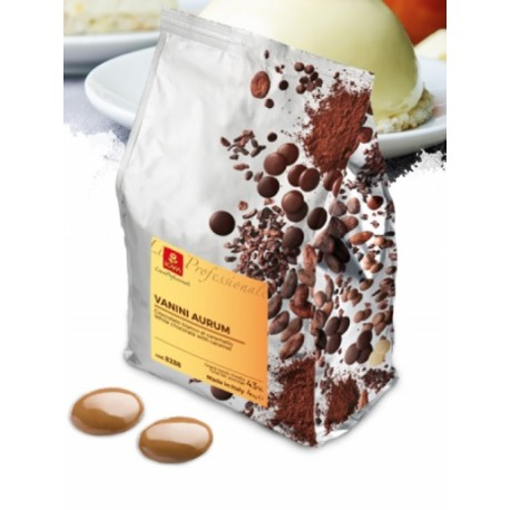 Biała karmelowa 43% 4kg...