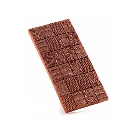 Forma do czekolady - tabliczka