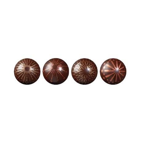 KULE czekoladowe bombki 3cm...