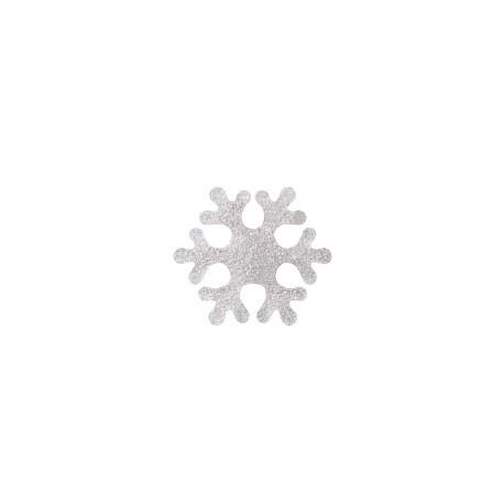 Dekoracja płatki śniegu...