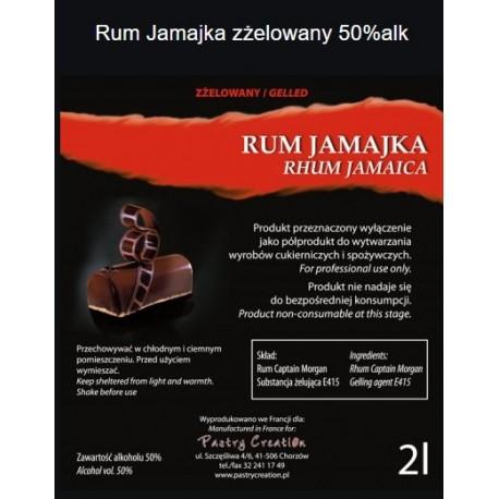 Rum Jamajka zżelowany  2l
