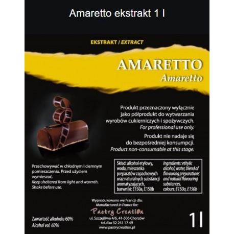 Ekstrakt amaretto 50%...