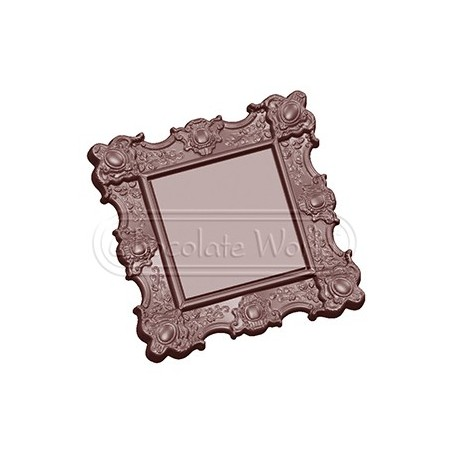 Forma na tabliczkę ramka